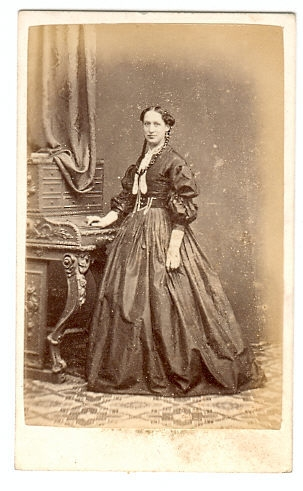Фото 19 века: дамы. Часть первая (Фото 14)
