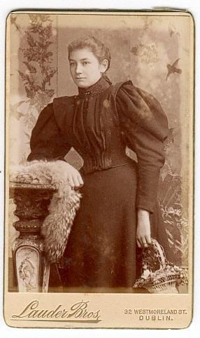Фото 19 века: дамы. Часть первая (Фото 18)