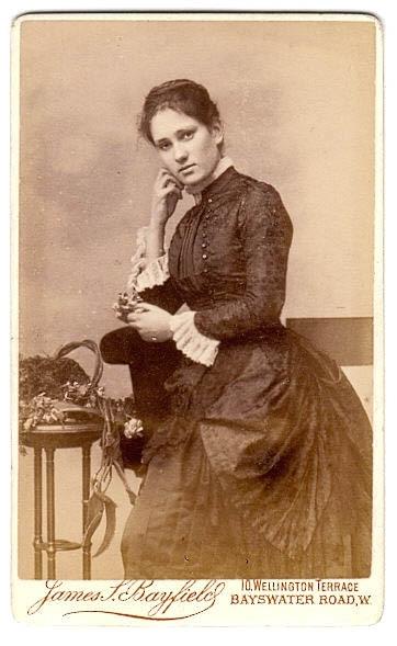 Фото 19 века: дамы. Часть первая (Фото 6)