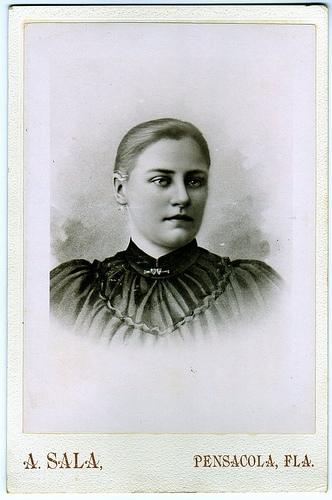 Фото 19 века: дамы. Часть первая (Фото 2)