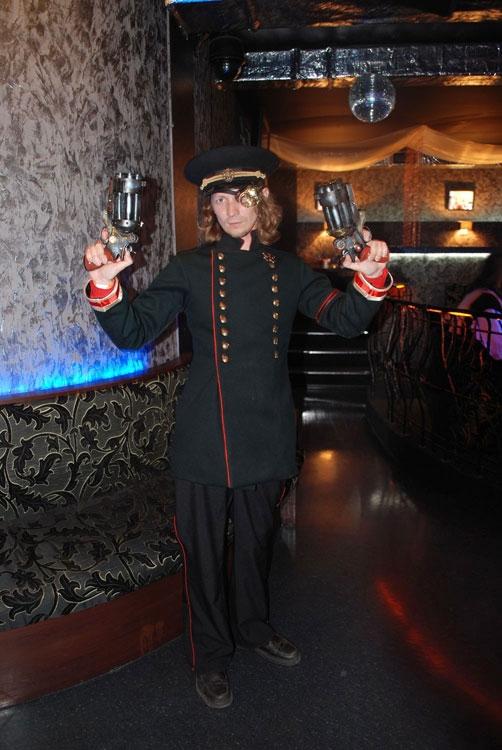 Стимпанк-вечеринка в клубе 8 1/2 долларов-мой небольшой отчёт. (Фото 9)