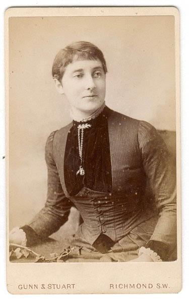 Фото 19 века: дамы. Часть первая (Фото 13)