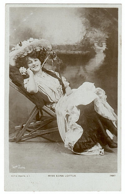 Фото 19 века: дамы. Часть первая (Фото 28)