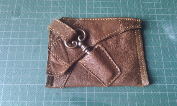 Steampunk wallet v. 2.0 (Фото 9)