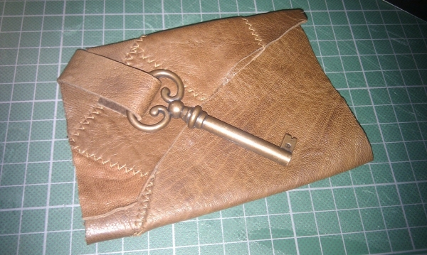Steampunk wallet v. 2.0 (Фото 6)
