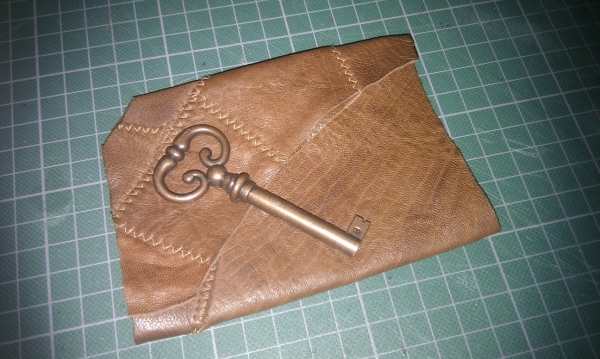 Steampunk wallet v. 2.0 (Фото 5)