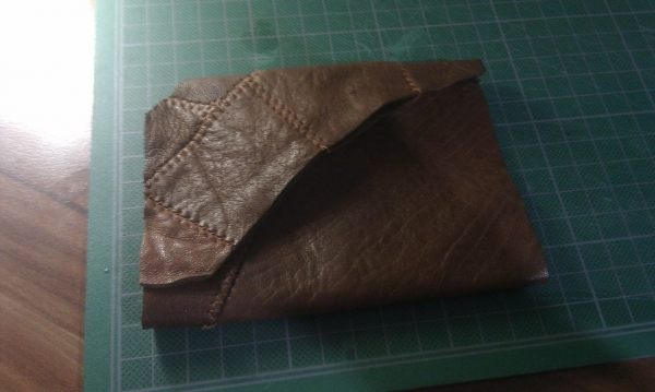 Steampunk wallet v. 2.0 (Фото 4)