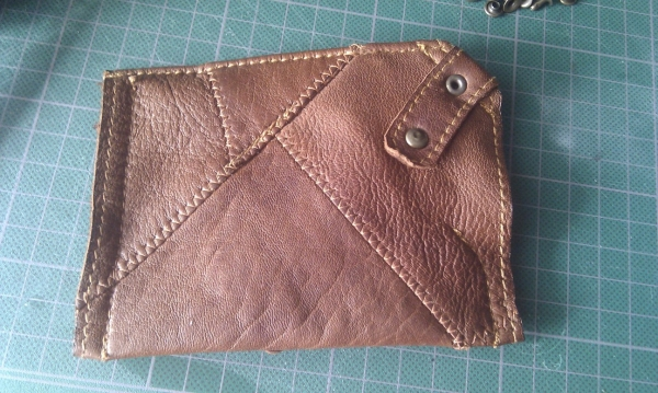 Steampunk wallet v. 2.0 (Фото 11)
