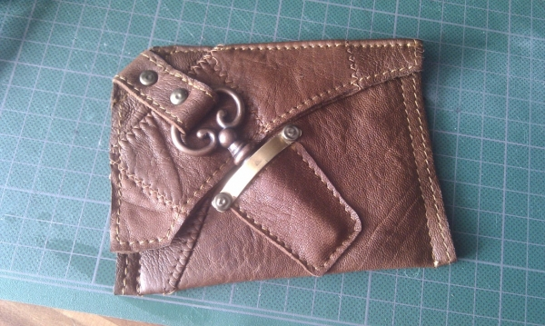Steampunk wallet v. 2.0 (Фото 10)