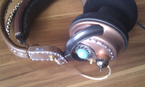 Steampunk headset 3.0 (Фото 6)