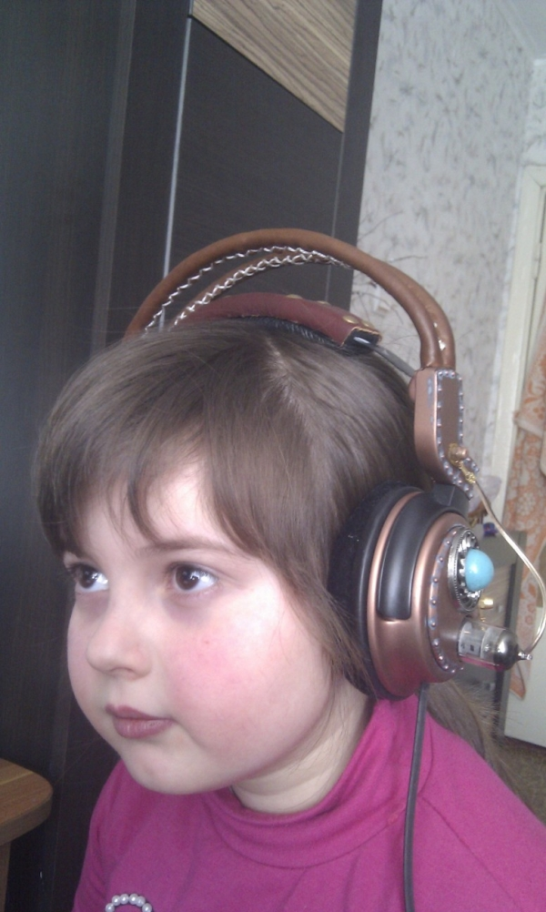Steampunk headset 3.0 (Фото 10)