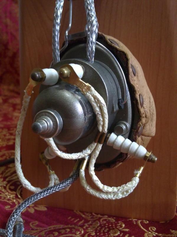 Steampunk Headset v. 4.0 или новая жизнь авиагарнитуры (Фото 22)