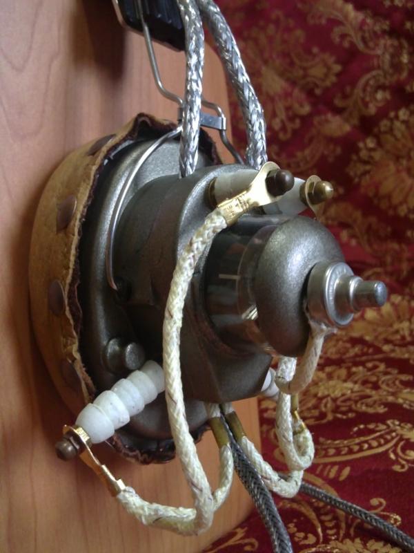 Steampunk Headset v. 4.0 или новая жизнь авиагарнитуры (Фото 24)