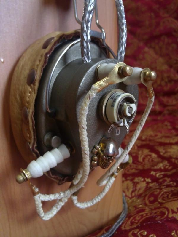 Steampunk Headset v. 4.0 или новая жизнь авиагарнитуры (Фото 19)