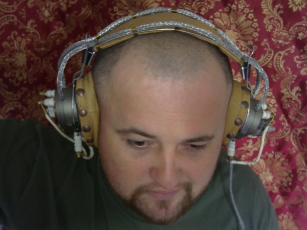 Steampunk Headset v. 4.0 или новая жизнь авиагарнитуры (Фото 28)