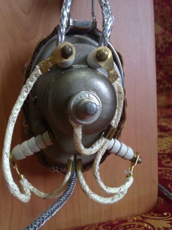 Steampunk Headset v. 4.0 или новая жизнь авиагарнитуры (Фото 23)