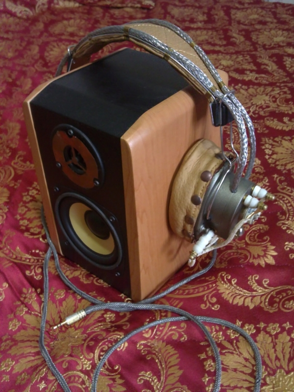 Steampunk Headset v. 4.0 или новая жизнь авиагарнитуры (Фото 18)