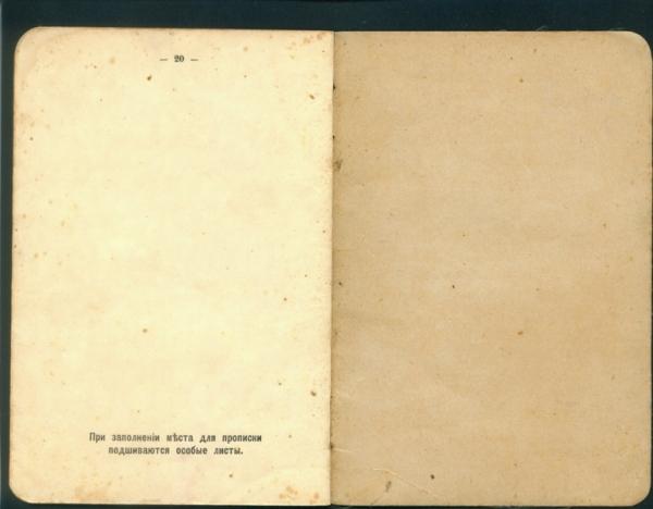 Паспорт царской России (Фото 8)
