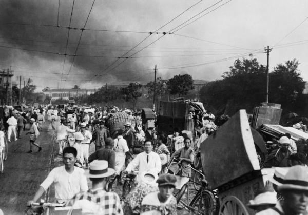 Землятресение в Японии (Трафик 15mb) (Фото 50)