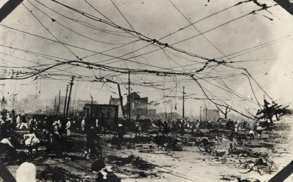 Землятресение в Японии (Трафик 15mb) (Фото 10)