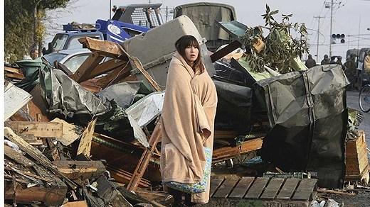 Землятресение в Японии (Трафик 15mb)