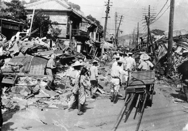 Землятресение в Японии (Трафик 15mb) (Фото 39)