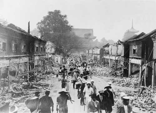 Землятресение в Японии (Трафик 15mb) (Фото 75)