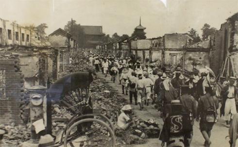 Землятресение в Японии (Трафик 15mb) (Фото 42)