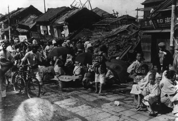 Землятресение в Японии (Трафик 15mb) (Фото 17)