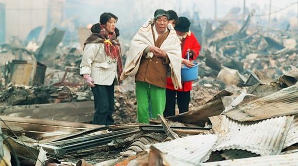 Землятресение в Японии (Трафик 15mb) (Фото 90)