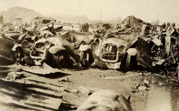 Землятресение в Японии (Трафик 15mb) (Фото 11)