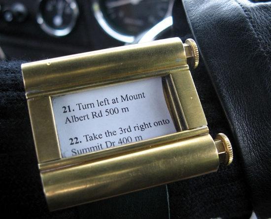 прародитель GPS-навигаторов (Фото 5)