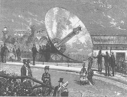 Французский Изобретатель и Первая солнечная батарея (Фото 2)