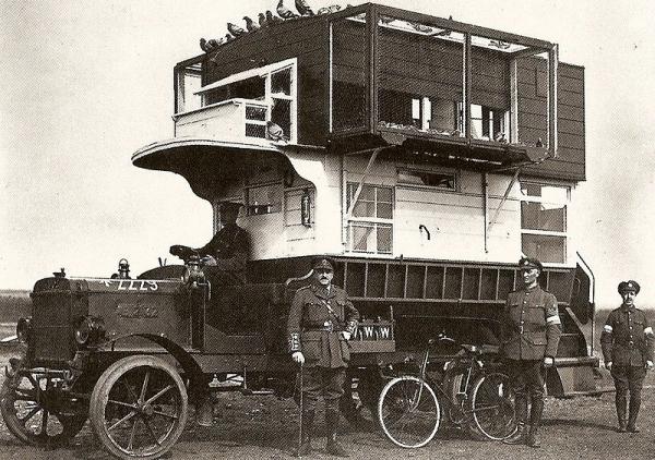 Голубь символ войны... первой мировой войны! (Фото 5)