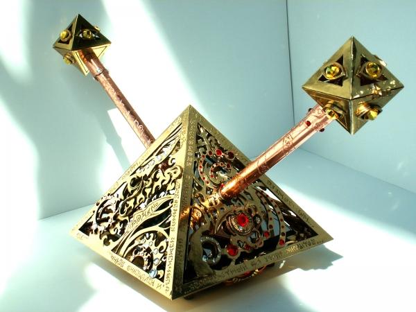 Пирамидальная трубка противоположностей (Фото 2)