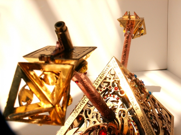 Пирамидальная трубка противоположностей (Фото 4)