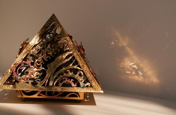 Пирамидальная трубка противоположностей (Фото 8)