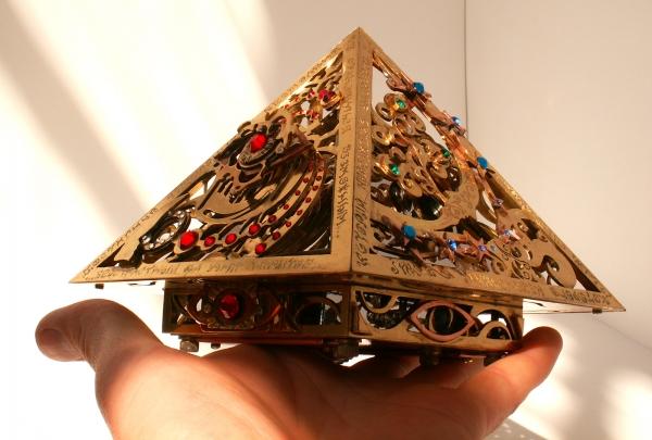 Пирамидальная трубка противоположностей (Фото 7)