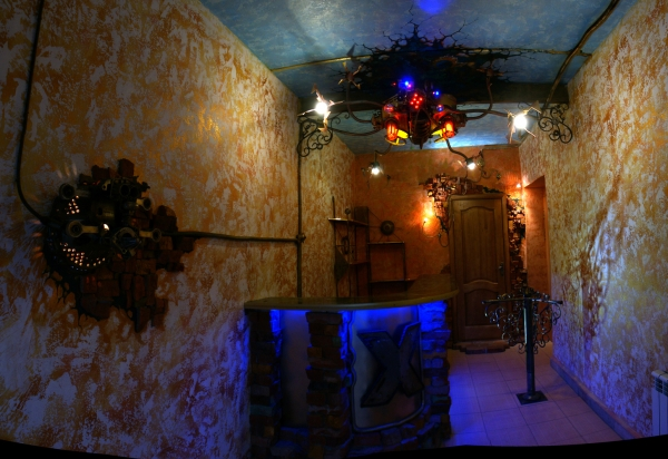 Стим-портал в историческом центре (Фото 5)