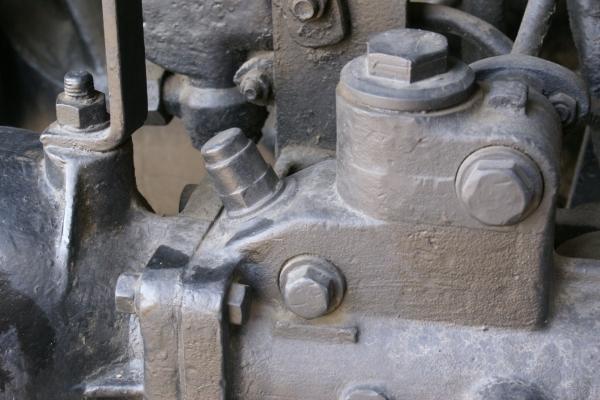 Печатные машинки, арифмометры, трамваи и паровозы. Музей техники в Будапеште и просто в городе. (Фото 16)