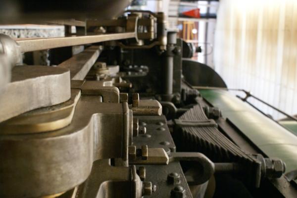 Печатные машинки, арифмометры, трамваи и паровозы. Музей техники в Будапеште и просто в городе. (Фото 9)