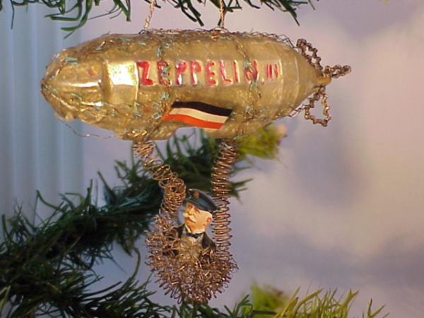 Викторианские Елочные Игрушки (Фото 14)