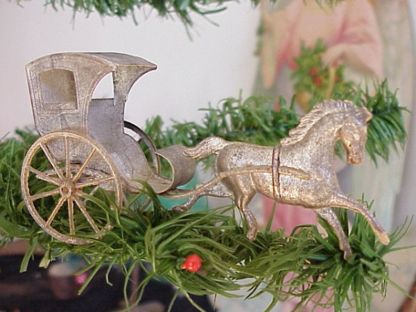Викторианские Елочные Игрушки (Фото 21)