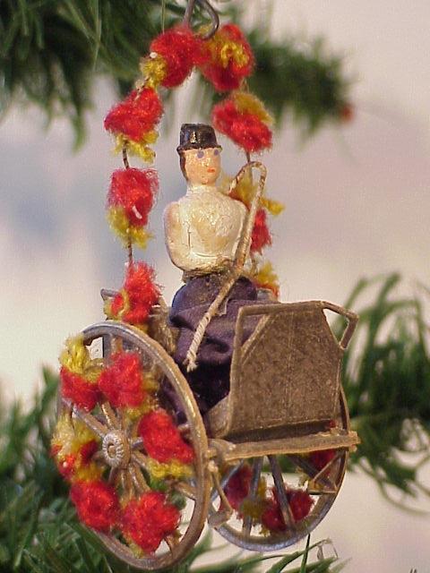 Викторианские Елочные Игрушки (Фото 17)
