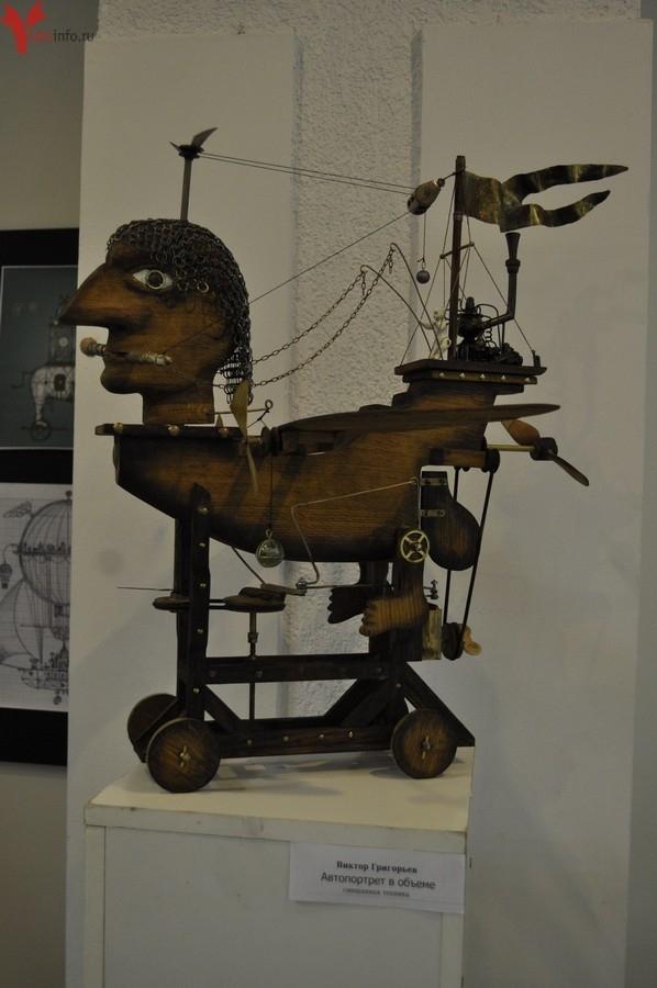 Выставка АРТ-МЕХАНИКА в Ижевске состоялась (Фото 13)