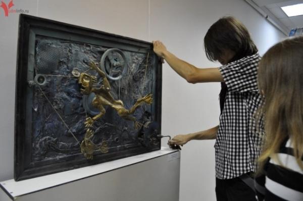 Выставка АРТ-МЕХАНИКА в Ижевске состоялась (Фото 5)