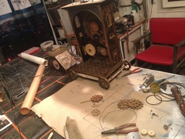 Наполеончик (часы вне конкурса) (Фото 4)