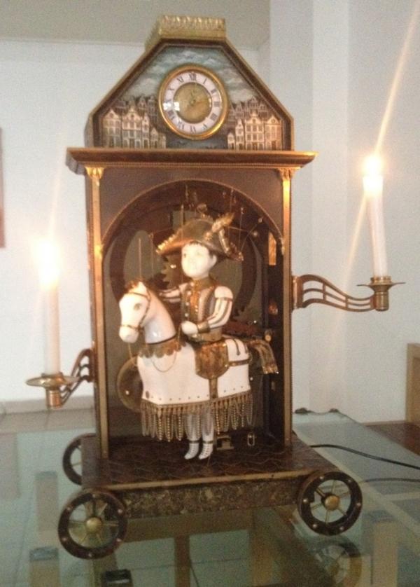 Наполеончик (часы вне конкурса)