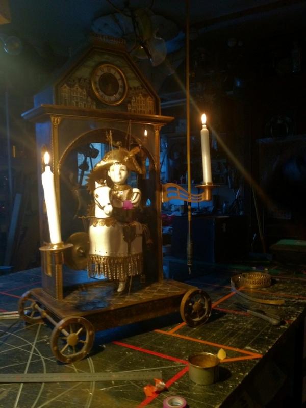 Наполеончик (часы вне конкурса) (Фото 11)