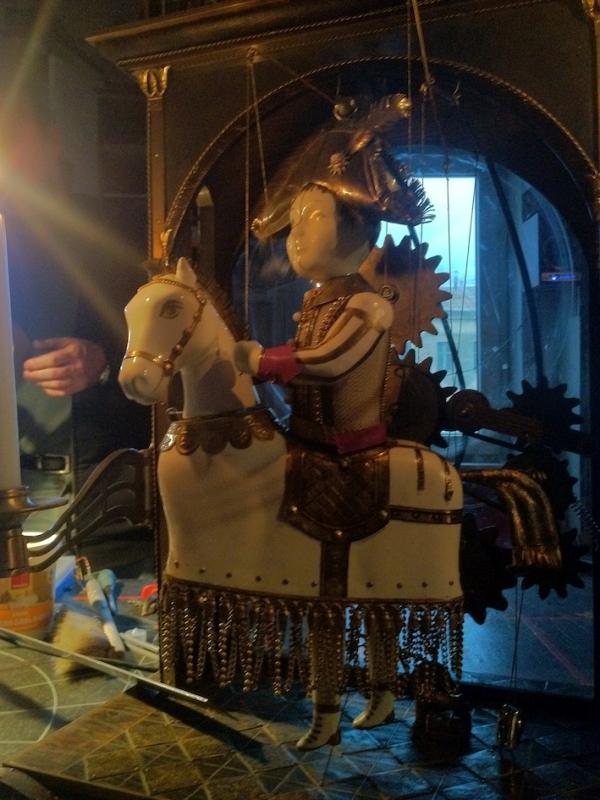 Наполеончик (часы вне конкурса) (Фото 12)